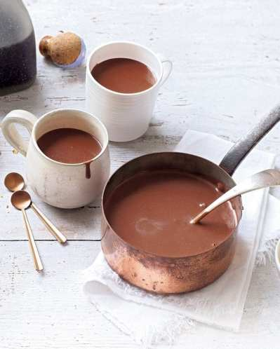 original hot chocolate